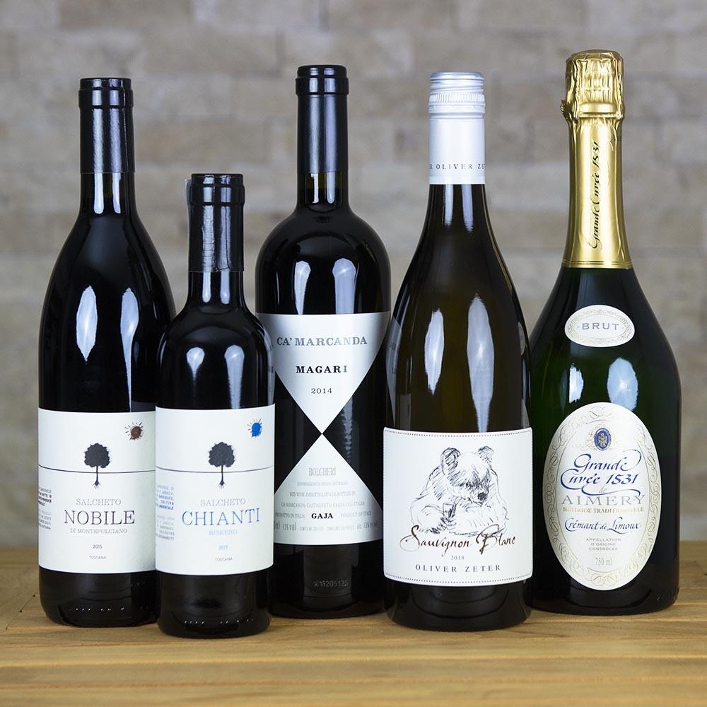 COOK+ENJOY Shop Produktkategorie Wein Schaumwein