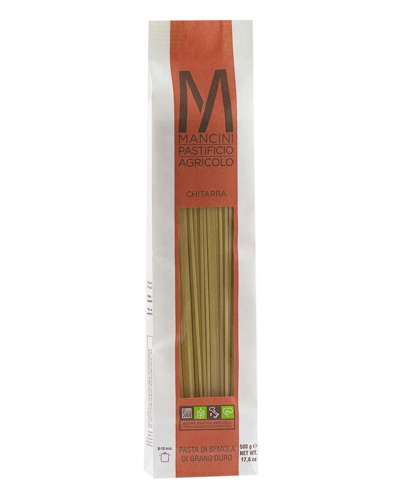 COOK+ENJOY Shop Mancini Spaghetti alla chitarra 500g