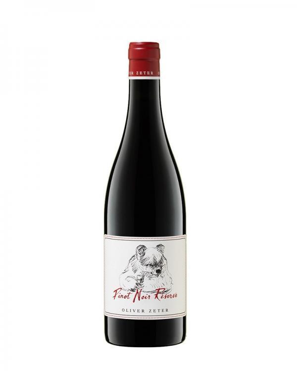 COOK+ENJOY Shop Oliver Zeter Pinot Noir Reserve