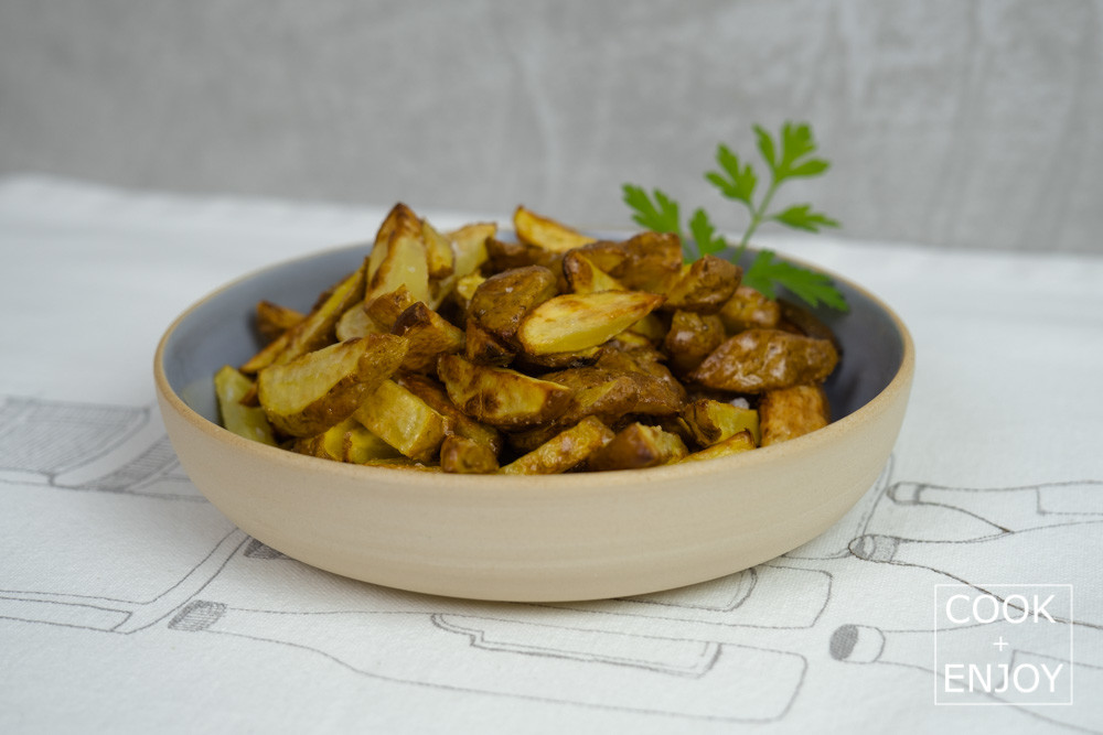 COOK and ENJOY Rezept Ofen-Pommes