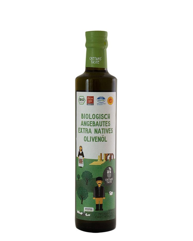 COOK and ENJOY Shop Minoa Bioli griechisches extra natives Olivenöl Creta