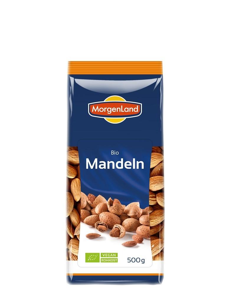 COOK and ENJOY Shop Morgenland Mandeln 500g BIO
