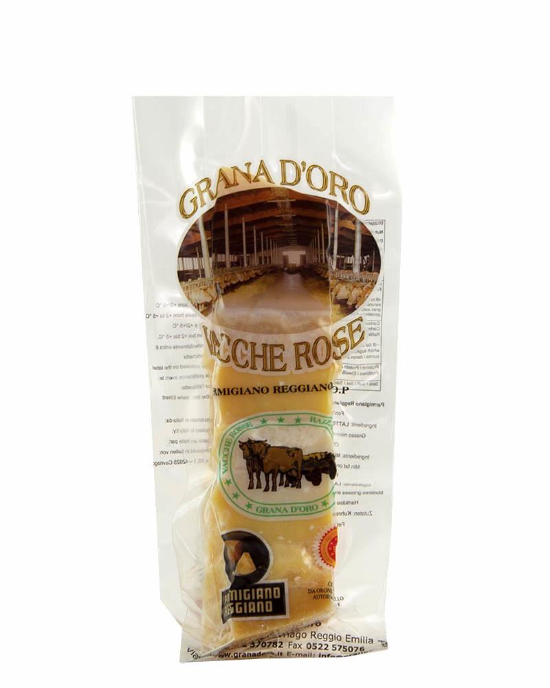 COOK and ENJOY Shop Grana d'Oro Parmigiano Reggiano delle Vacche Rosse 300g
