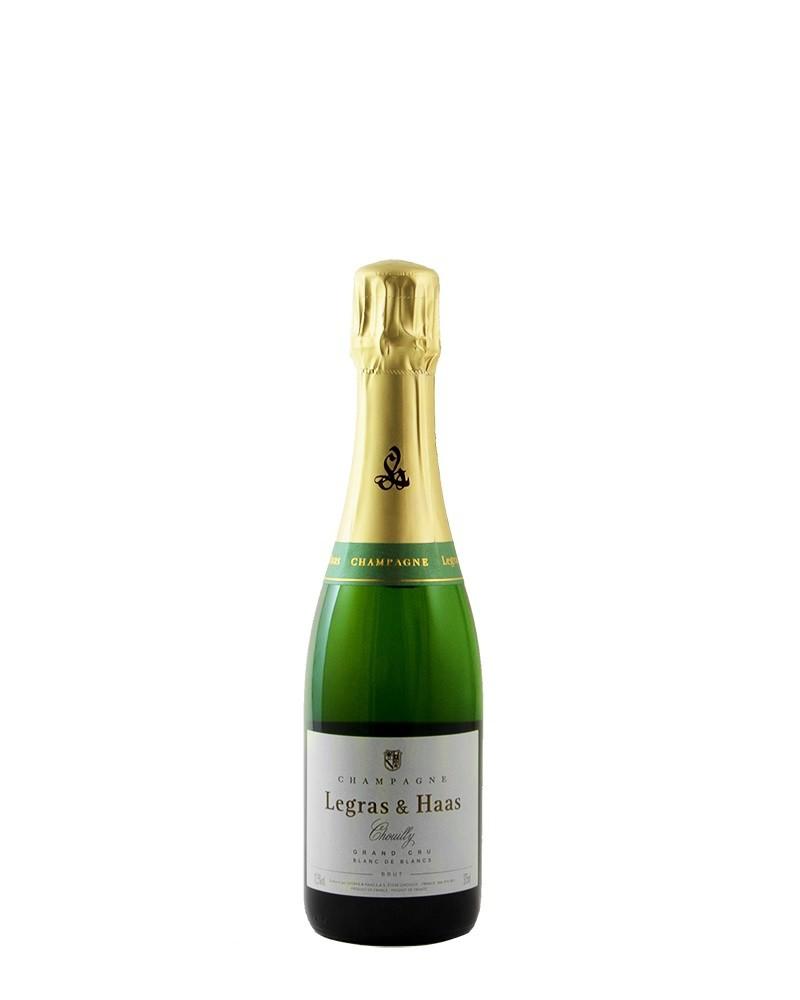 COOK and ENJOY Shop Legras & Haas Blanc de Blancs Grand Cru 0,375l
