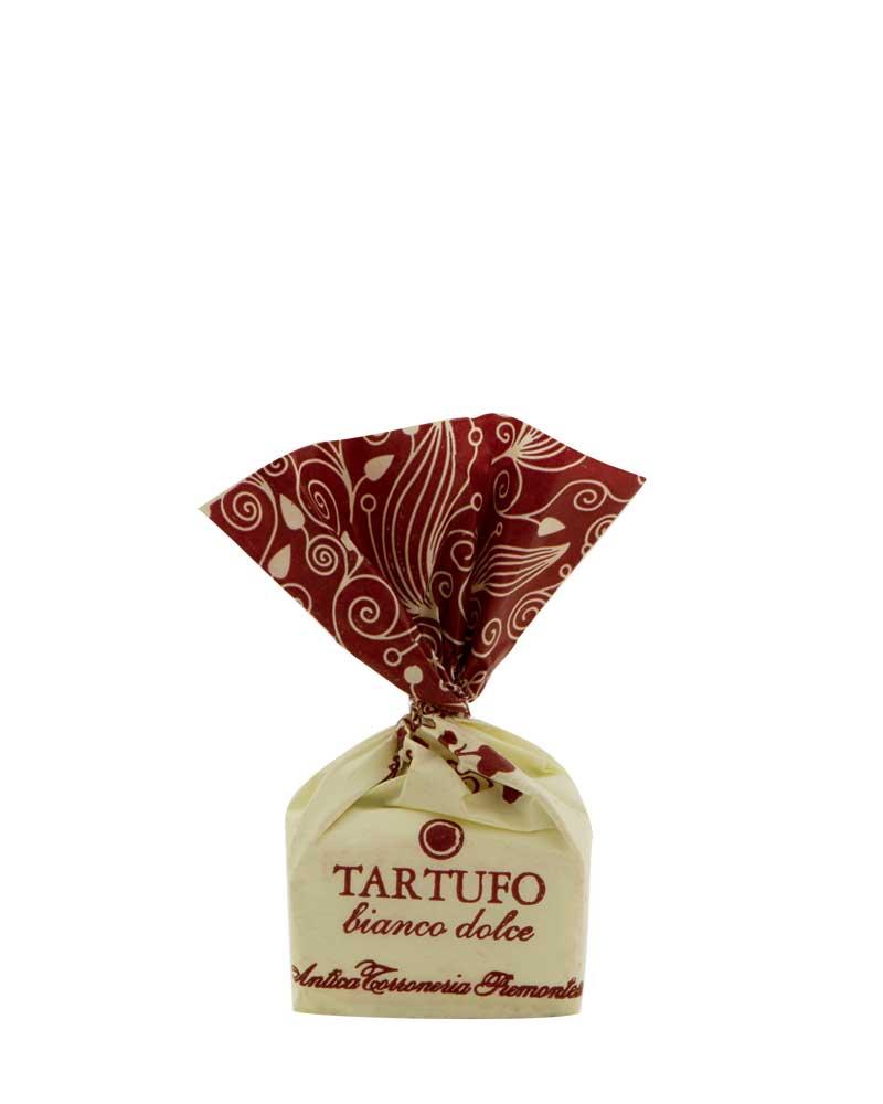 COOK and ENJOY Shop Tartufi dolci bianco Antica Torroneria Piemontese Schokoladentrüffel 14g